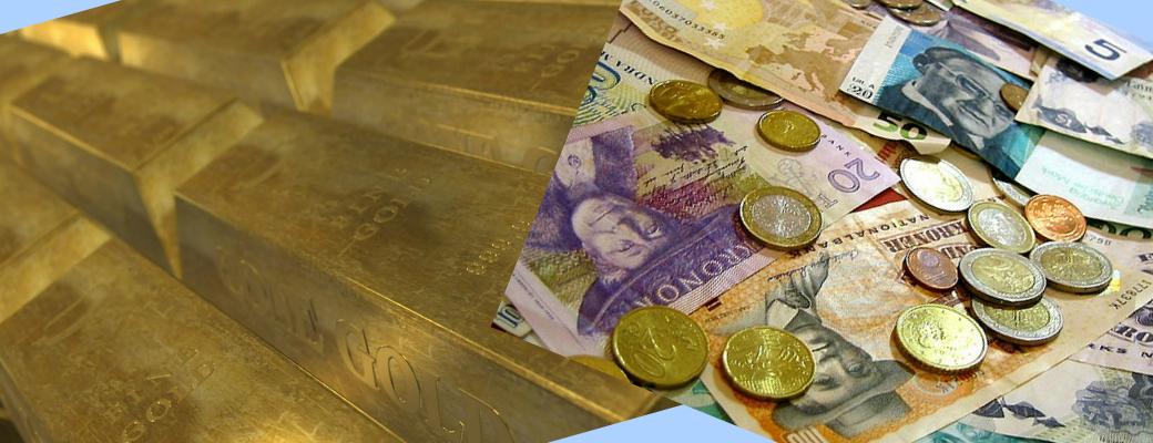 Vers un aggiornamento de l'argent
